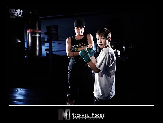 child, boxer, boxing