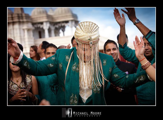 indian wedding photos, baps mandir, toronto