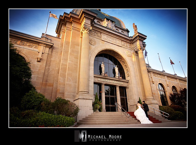 wedding, liberty grand, toronto