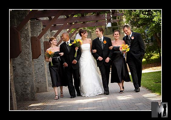 Moore bivens wedding