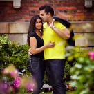 Priya & Anuj – Engagement
