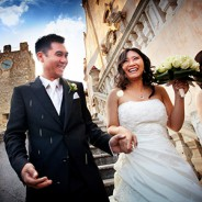 Fritzie & Shawn Wedding – Taormina, Italy
